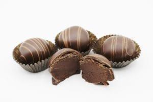 Hazelnut Gourmet Truffles