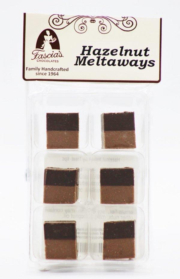 Hazelnut Truffle Meltaway