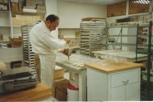 John Fascia Making White Chocolate