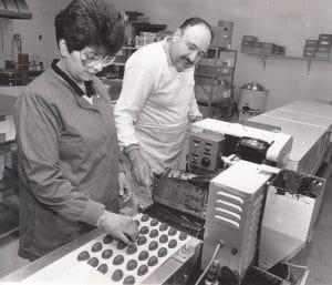John & Helen Fascia Making Chocolate
