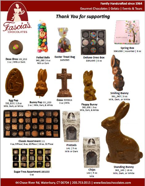 Sample Easter Fundraiser