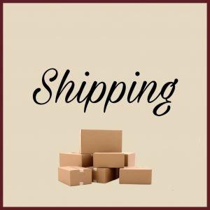 Shipping Addresses