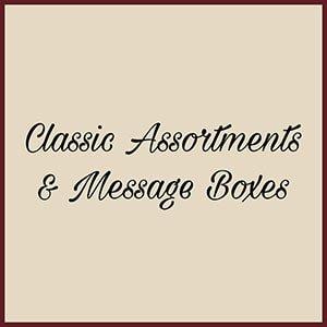 assortment message bars